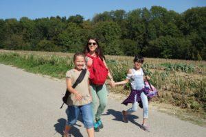Wandertag nach Oberpuchenau