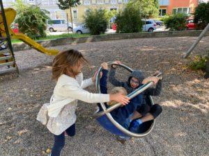 Spielplatzbesuch (Volksschule)